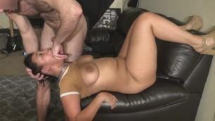 Big Tits Emori Pleezer ROUGH Ass Eating Spit on Face Fuck