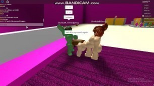 To people fucking me :D (roblox)