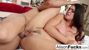 Amazing rough fuck with Alison Tyler