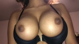 MY TITS BOUNCE ON COCK TILL I ORGASM!!