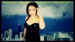 Giantess Deeane - Fatal Goddess