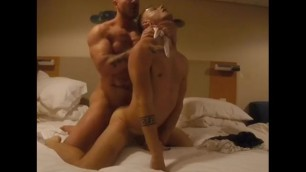 Ducking a sexy twink on my cruise: 4my.Fans/austinwolf