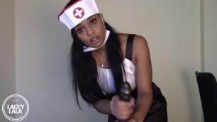 Crazy Nurse LaLa Makes You Her Fucking Slut