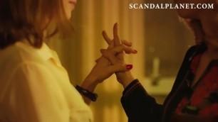 Thaila Ayala & Mel Lisboa Lesbian Kiss On ScandalPlanet.Com
